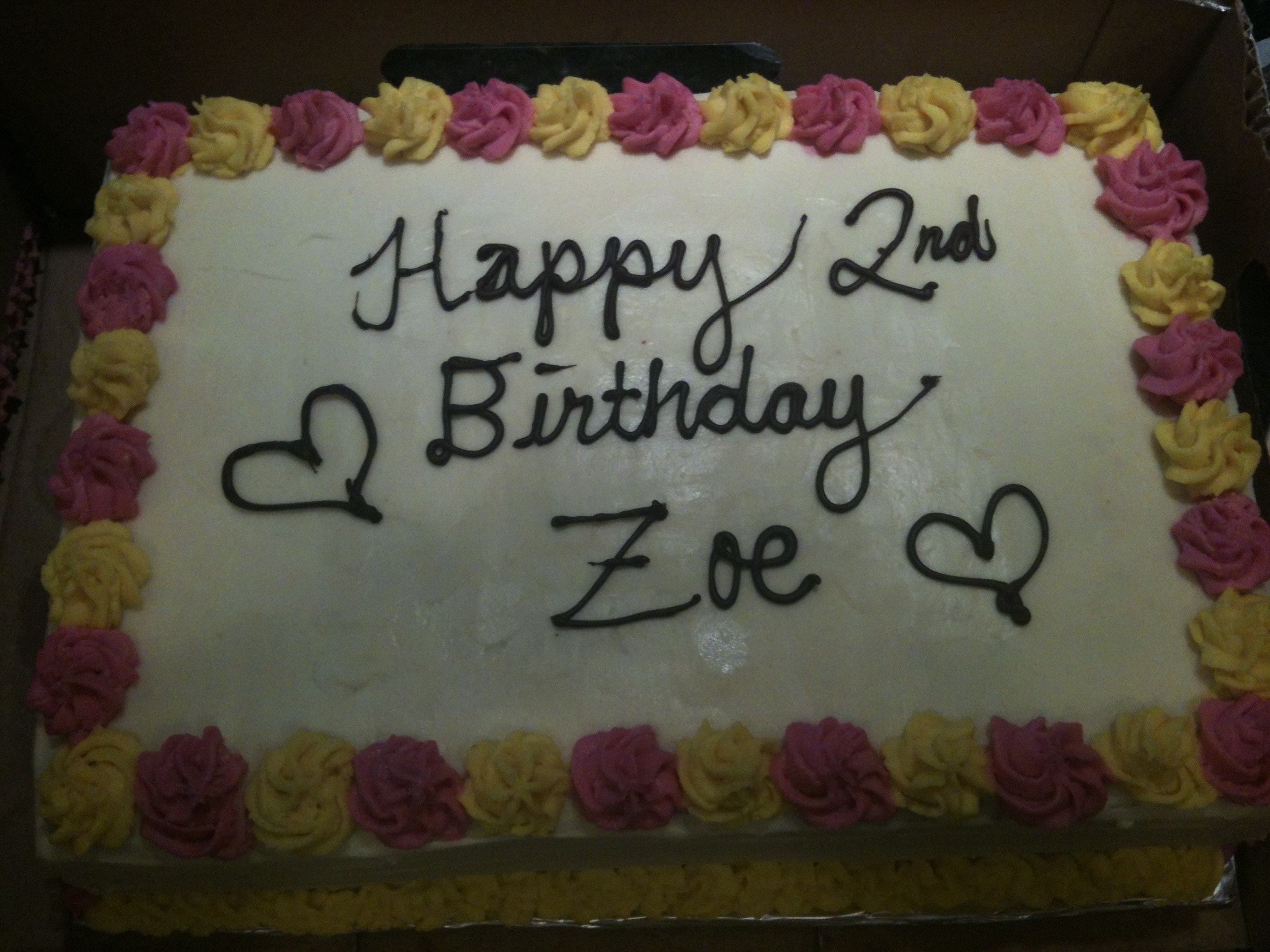 Naturally Colored Birthday Cake Frosting Thegourmom