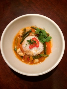 Thai Red Curry Vegetables